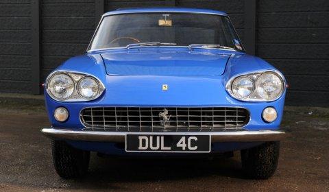 For Sale John Lennon's 1965 Ferrari 300 GT 2+2 Coupe 02