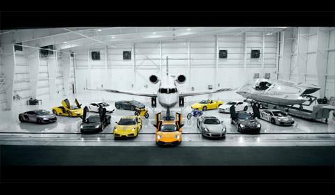 Nue Vue Photography Supercar Hangar