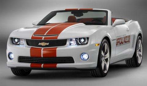 Official 2011 Chevrolet Camaro Convertible Pace Car