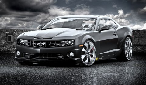 Official Chevrolet Camaro SS by Speed Box