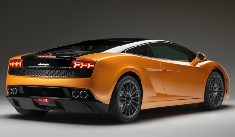 Official Lamborghini Gallardo LP560-4 Bicolore