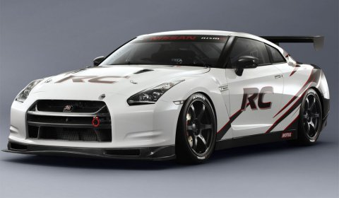 Official Nissan NISMO GT-R Racing Competition