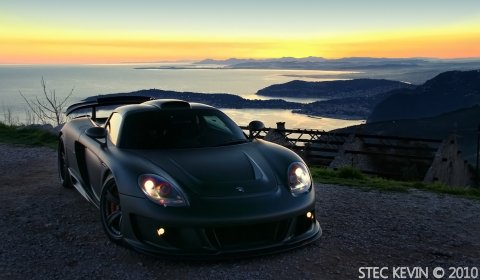 Photo Of The Day Gemballa Mirage GT at French Riviera
