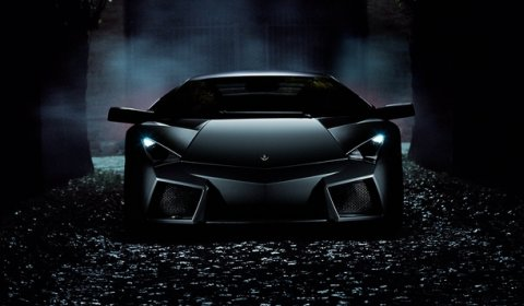 The Lamborghini Reventón is a