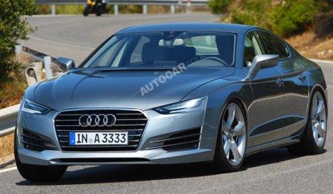 New Audi A9 Entering Four Door Luxury Saloon Market Gtspirit