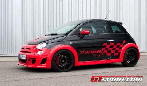 Road Test Hamann Fiat 500 Largo 01