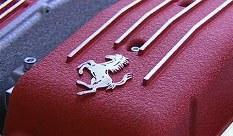 Video Assembly Ferrari 612 Scaglietti's V12 Engine