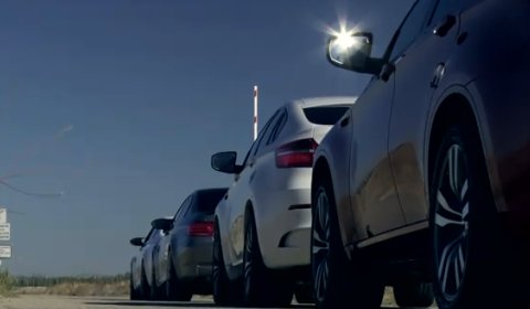 """Video BMW M Customers Visit """"Area 51"""""""