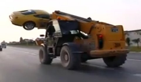 Video How to Steal a Ferrari in Tunesia!