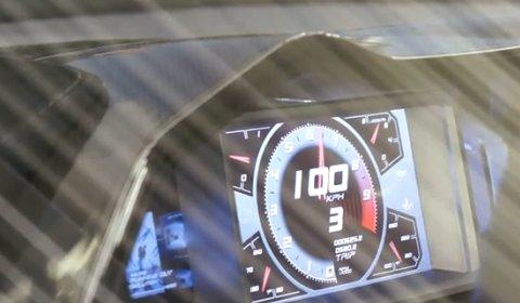 Video 2013 Lotus Elan Concept Instrument Panel