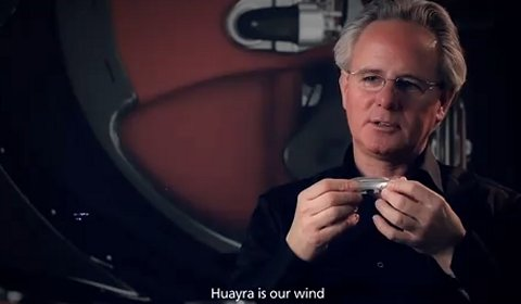 Video Pagani Huayra Teaser Number 4 Released