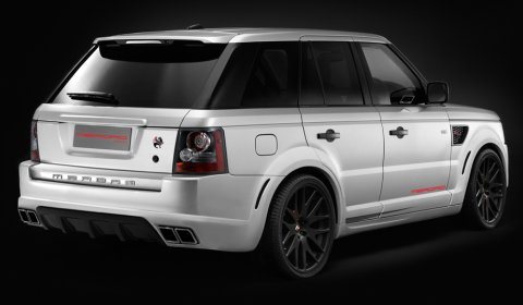2011 Range Rover Sport by Merdad Collection