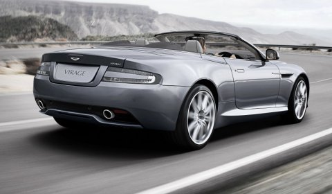 2012 Aston Martin Virage Top Specs