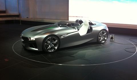Geneva 2011: Early Look At BMW Vision ConnectedDrive - GTspirit