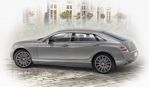 Bentley Crossover