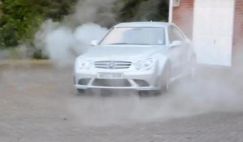 Mercedes-Benz CLK Black Series