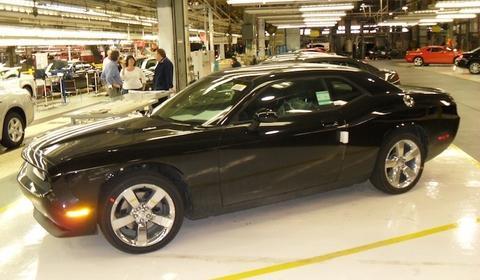 Dodge Challenger Production