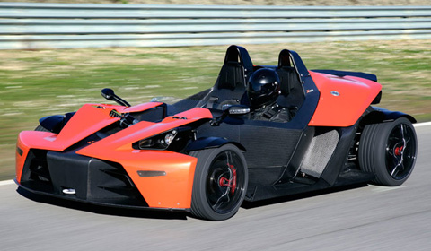 KTM X-Bow For Sale In North America - GTspirit