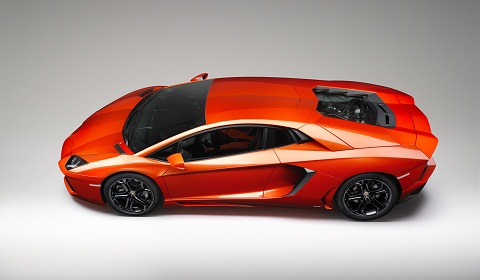 Official Lamborghini Aventador LP700-4