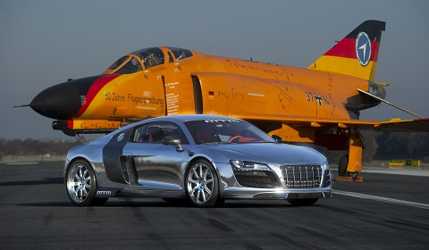 Official MTM R8 V10 Biturbo