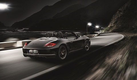 Official - Porsche Boxster S Black Edition