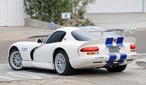 Viper GTS-R GT2 Championship Edition