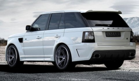 Amari Design Range Rover Sport 2010 Windsor Edition 01