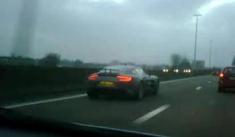 Aston Martin One-77 in Belgium
