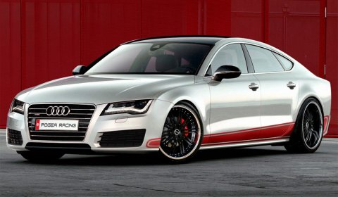 Audi A7 by Pogea Racing