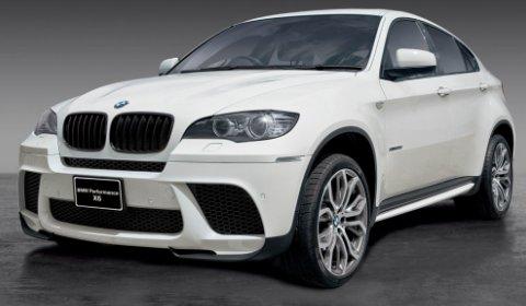 BMW Performance BMW X6