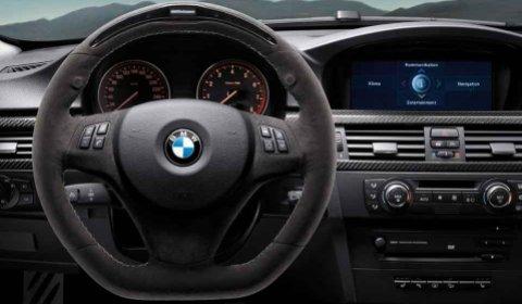 BMW Performance Steering Wheel