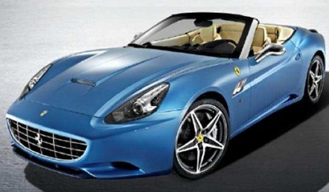 Ferrari California With Vintage Package