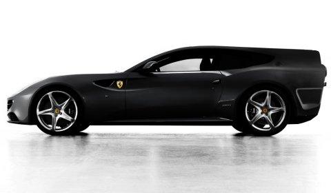 Ferrari FFour Breadvan