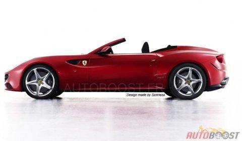 Ferrari FFour Spyder