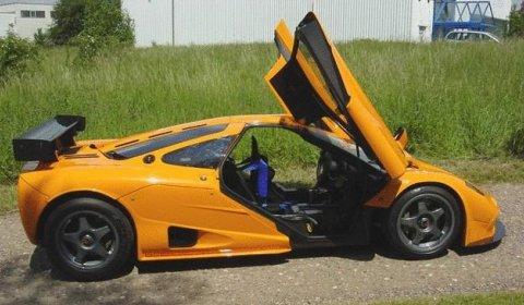 For Sale Orange McLaren F1 GTR