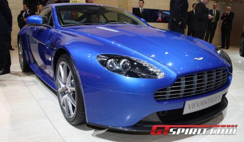 Geneva 2011 Aston Martin V8 Vantage S