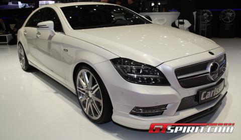 Geneva 2011: Carlsson Mercedes CLS 63 AMG
