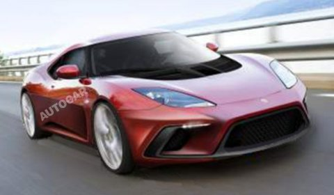 Improved Design Features 2012 Lotus Evora