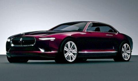 Jaguar B99 Concept Study by Bertone