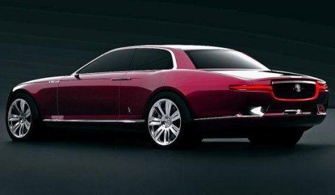 Jaguar B99 Concept Study by Bertone 01