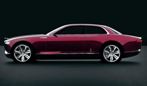Jaguar B99 Concept Study by Bertone 02
