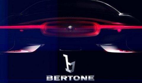 Jaguar B99 Concept Study by Bertone Teaser