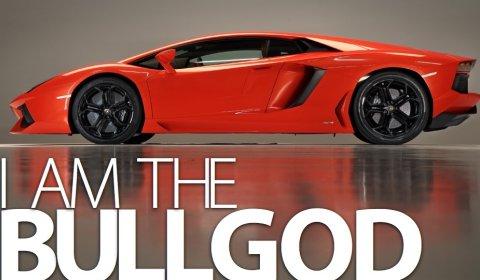 Leaked Second Picture Lamborghini LP700-4 Aventador