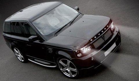 Range Rover Chantilly >> Official: 2010 Range Rover Sport by Revere London - GTspirit