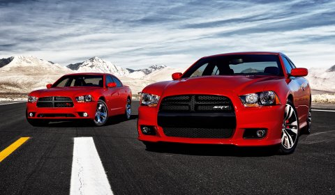 Official 2012 Dodge Charger SRT8