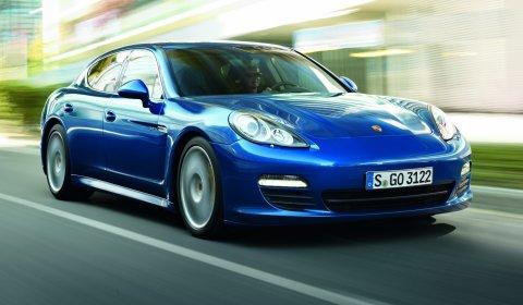 Official 2012 Porsche Panamera Hybrid