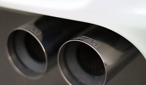 Official BMW M Performance Exhaust for BMW M3