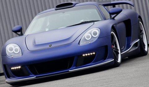 Official Gemballa Mirage GT Matt Edition