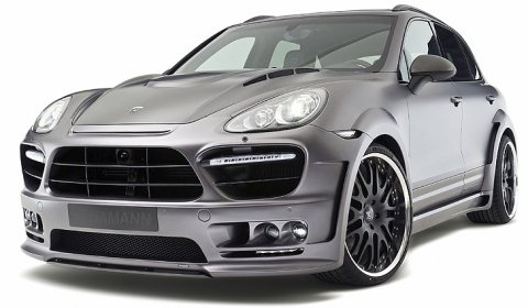 Official Hamann Cayenne Guardian