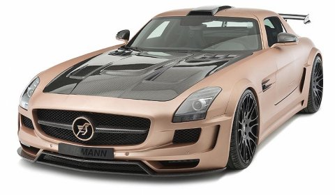 Official Hamann SLS AMG Hawk